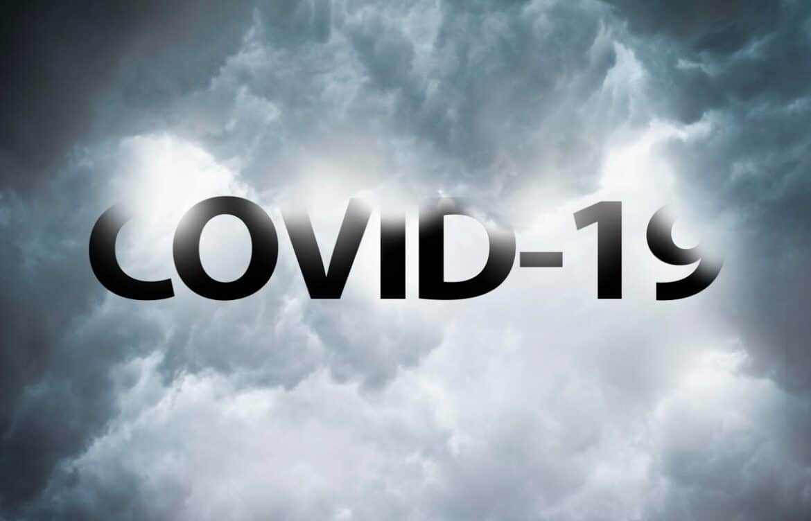 What is the silver lining of the dark cloud known as Covid-19?